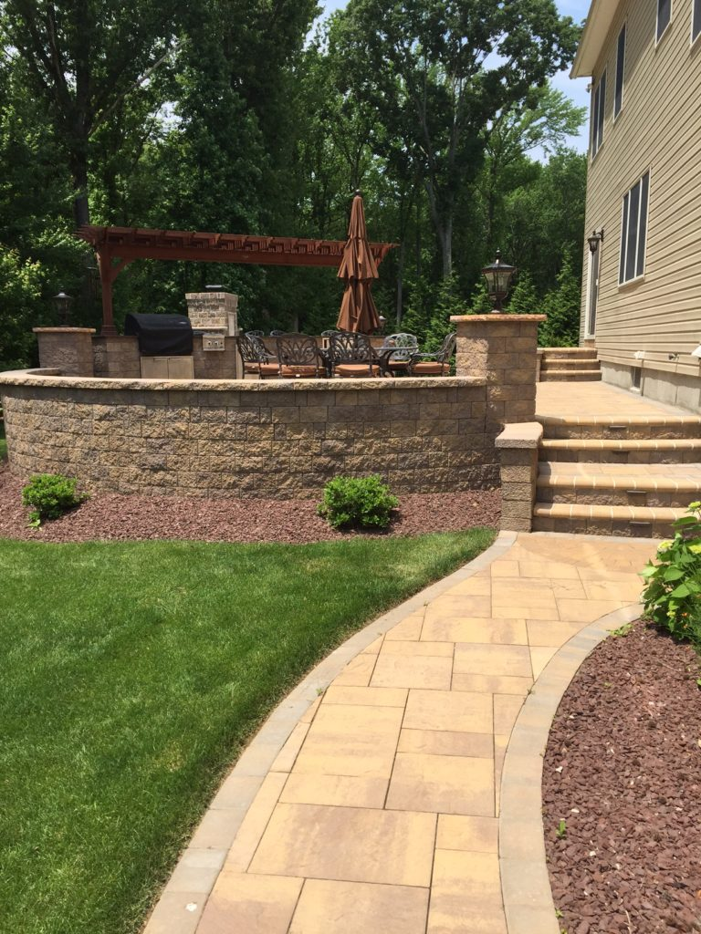 Residential Retaining Wall Souderton PA