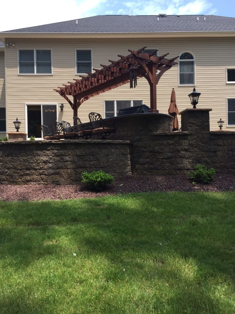 Retaining Wall Contractors PA