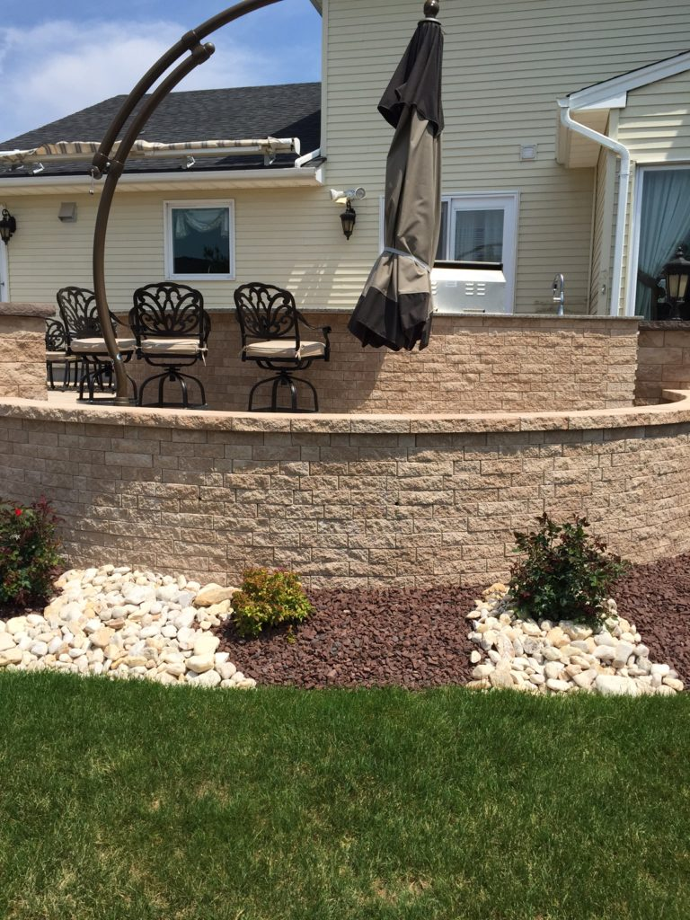 Retaining Wall Stone Souderton PA