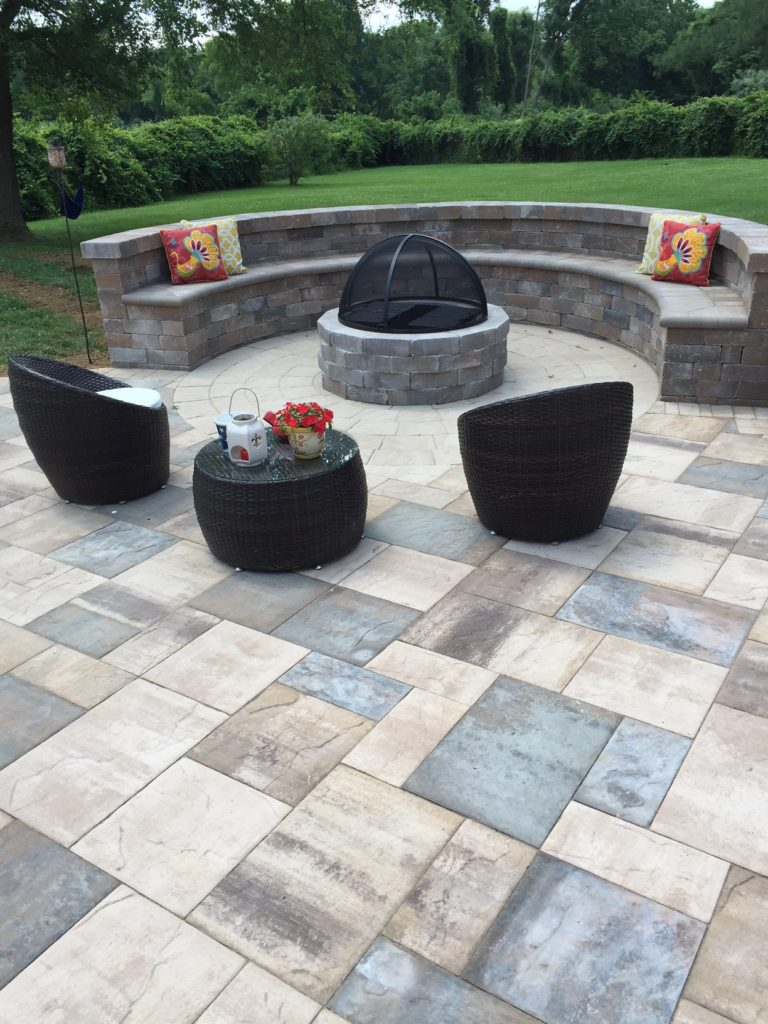 Cambridge Bluestone Pavers Souderton PA