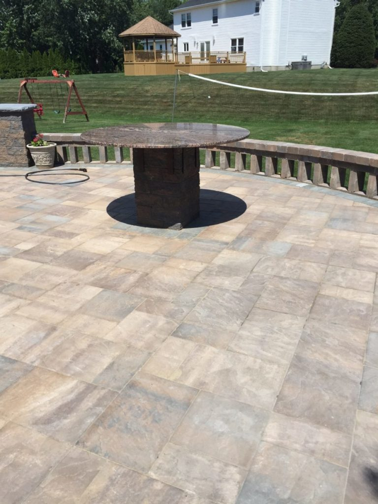 Cambridge Pavers with Armortec Souderton PA