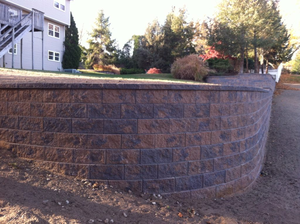Strongest Retaining Wall Design Souderton PA