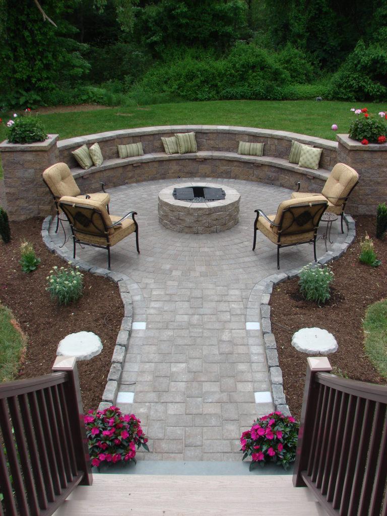 Round Landscaping Stones Souderton PA