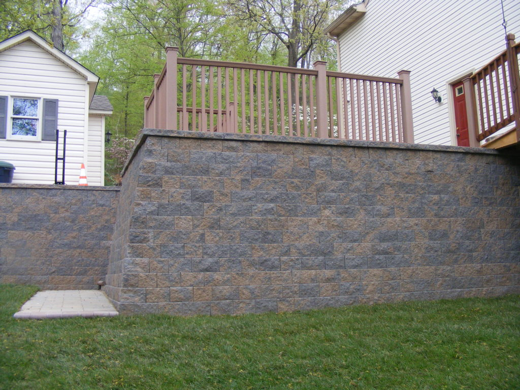 Cambridge Retaining Wall Design Souderton PA