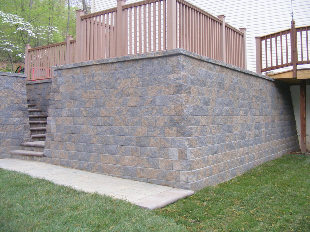 Bolton Wall - Building a Stone Retaining Wall