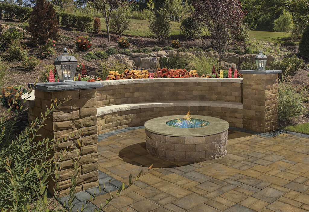 Flagstone Retaining Wall Souderton PA