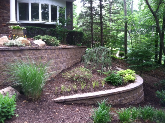 Retaining Wall Landscaping Souderton PA