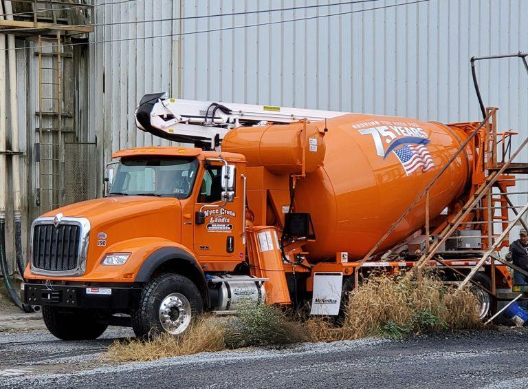 Concrete Suppliers PA