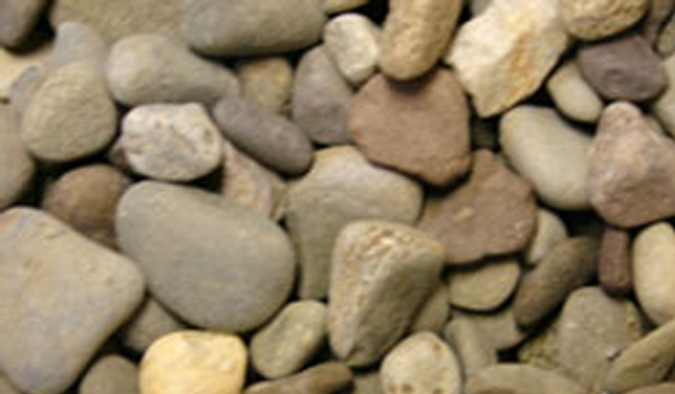 Multiple Colored River Stones PA