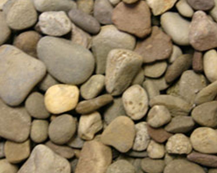 Multiple Colored River Stones Souderton PA